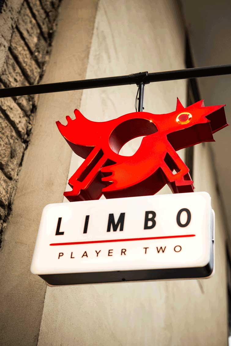 Limbo Player Two imagen - 0 | Triscaideca